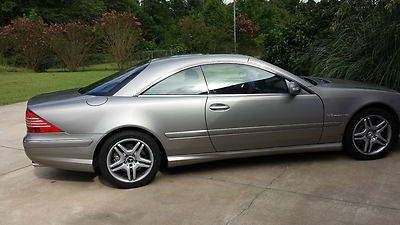 Photo 2005 Mercedes-Benz CL55 AMG Base Coupe 2-Door 5.5L