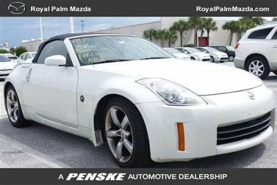 Photo 2006 Nissan 350Z Convertible 2dr Roadster Grand Touring Manual