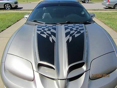 Photo 2002 Pontiac Firebird Trans Am Coupe 2-Door 5.7L