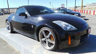 Photo 2006 Nissan 350Z Coupe 2dr Roadster Grand Touring Auto