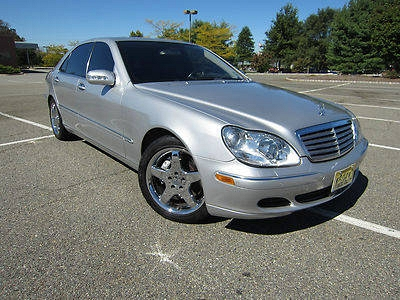Photo REDUCED 2005 Mercedes S600 V12 Twin Turbo, Nav, AMG Loaded REDUCED