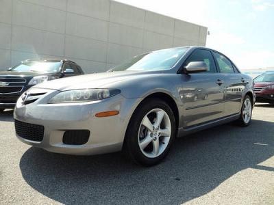 Photo 2007 Mazda 6 4 Dr Sedan