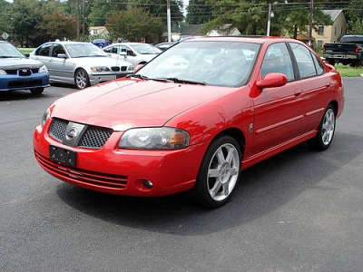 Photo 2004 NISSAN SENTRA SE-R 6 SPEED ALLOYS SUNROOF 74K MILES