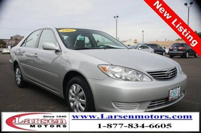 Photo 2006 Toyota Camry 4D Sedan LE