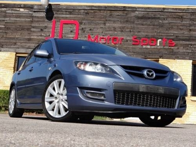 Photo 2007 Mazda MAZDASPEED 3 GT