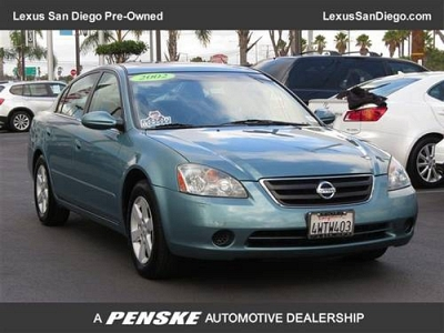 Photo 2002 Nissan Altima Sedan 4dr Sdn S Auto Sedan