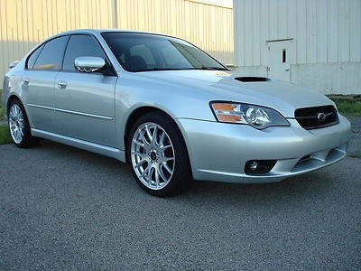 Photo 2005 Subaru Legacy GT Limited AWD Turbo