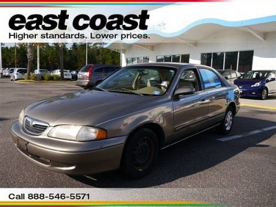 Photo 1999 Mazda 626 4dr Car LX
