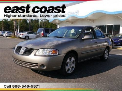 Photo 2004 Nissan Sentra 4dr Car 4DR SDN 1.8 AT