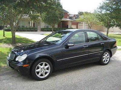 Photo 2002 Mercedes Benz C320 Sedan 6 Cylinder