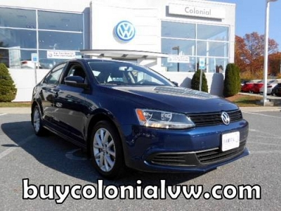 Photo 2012 Volkswagen Jetta  2.5L SE SUN ROOF