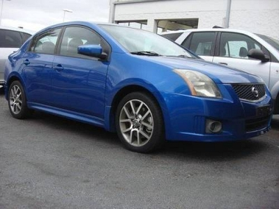 Photo 2007 Nissan Sentra 4dr Car 4dr Sdn I4 Manual SE-R Spec V