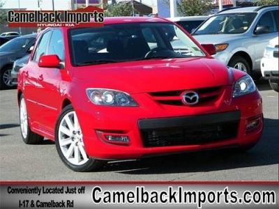 Photo 2009 Mazda Mazda3 4D Hatchback MazdaSpeed3