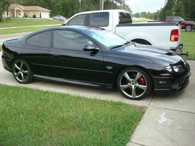 Photo 2004 Pontiac GTO 5.7 Ltr 6 Speed Trans 45000 Mi