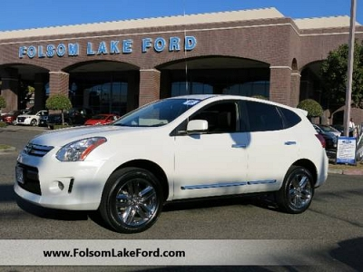 Photo 2011 Nissan Rogue S Krom Edition Sport Utility