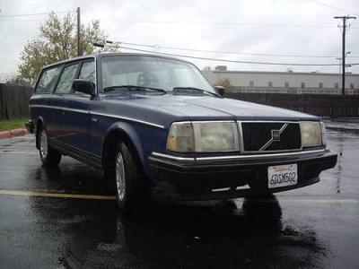 Photo 1991 Volvo 240 SE Wagon Auto - 205k mi East Williamsburg