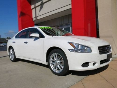 Photo 2011 Nissan Maxima 3.5 S - White - Auto - 63K Miles