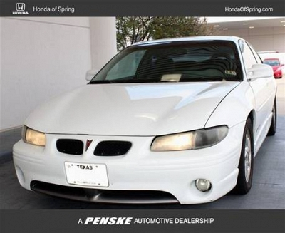 Photo 2000 Pontiac Grand Prix Coupe 2dr Coupe GT Coupe