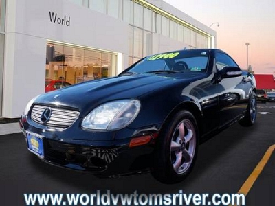 Photo 2001 Mercedes-Benz SLK-Class Roadster SLK320