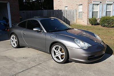 Photo 2002 Porsche 911 996 3.6 liter
