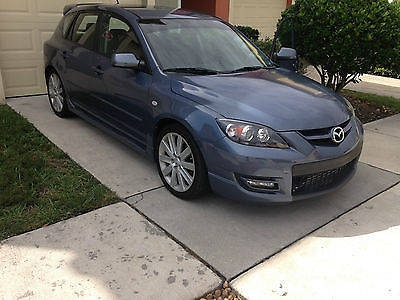 Photo 2007 Mazda 3 Mazdaspeed Hatchback 4-Door 2.3L