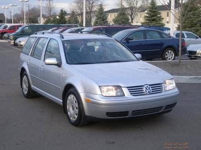 Photo 2003 Volkswagen Jetta 4D Station Wagon GLS
