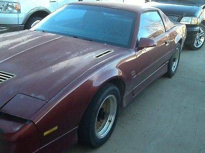 Photo 1989 Pontiac Trans Am GTA