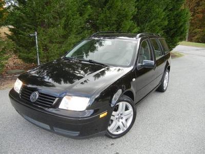 Photo 2003 Volkswagen Jetta GLS Wagon  only 97k miles