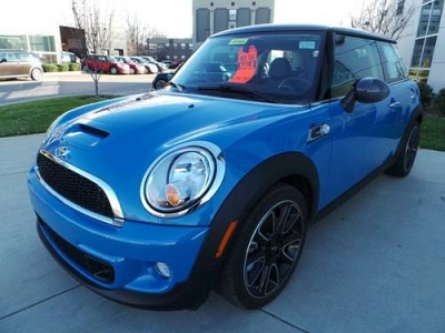 Photo 2013 MINI Cooper Hardtop Hatchback S Bayswater