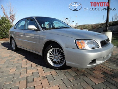 Photo 2003 Subaru Legacy 4 Dr Sedan