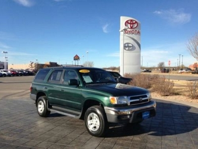 Photo 1999 Toyota 4Runner 4dr 4x2 SR5 V6 SR5 V6