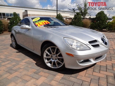 Photo 2006 Mercedes-Benz SLK-Class 2 Dr Convertible