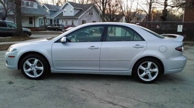 Photo 2007 Mazda 6 V6 LOADED 105K