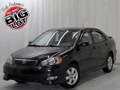 Photo 2008 Toyota Corolla 4D Sedan S