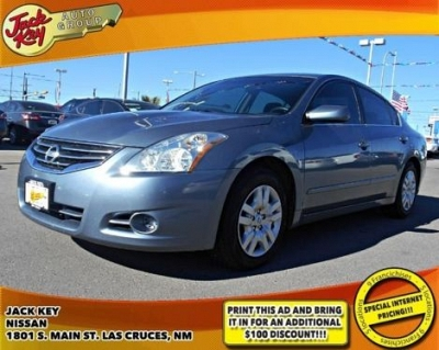 Photo 2010 Nissan Altima 4D Sedan 2.5 S