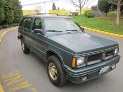 Photo 1994 Oldsmobile Bravada Special Edition