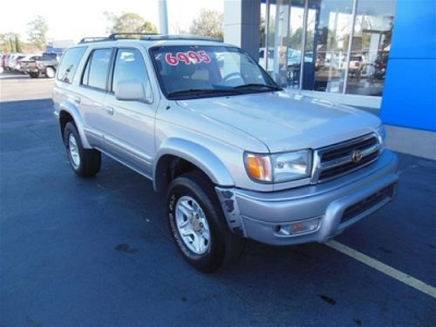 Photo 1999 Toyota 4 Runner  Limited