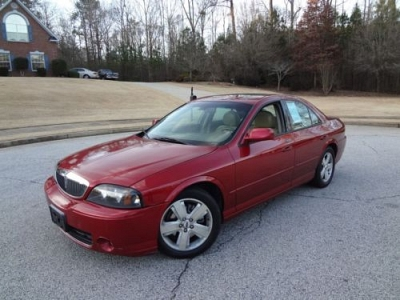 Photo 3747 2006 Lincoln - Red - 80K miles