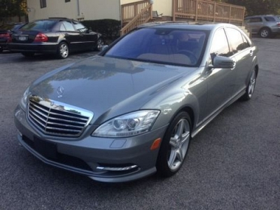 Photo 2010 Mercedes Benz S550 4-Matic Sport AMG Package