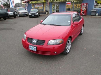 Photo 2005 Nissan Sentra SER Spec V