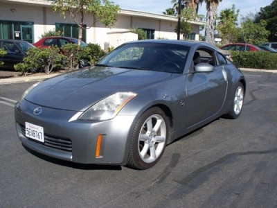 Photo 2004 NISSAN 350Z 6 SPEED LOW MILES EXCELLENT