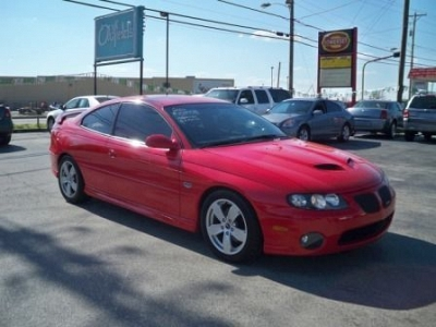 Photo 2006 Pontiac GTO Coupe - Red - 6.0L V8 - 112K Mi.