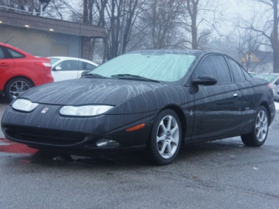Photo 2002 Saturn S-Series 3 Dr Coupe SC2