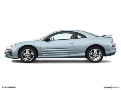 Photo 2004 Mitsubishi Eclipse Hatchback CLOTH