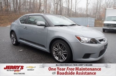 Photo 2011 Scion tC 2dr Car Base A6 2dr Coupe