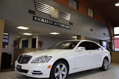 Photo Used 2010 Mercedes Benz S550 for sale Boston MA 7641