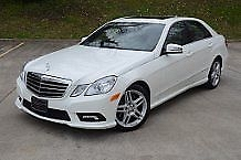 Photo 2011 Mercedes-Benz E350 AMG Package