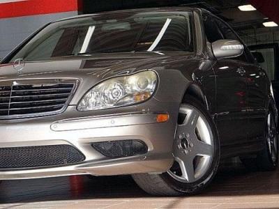 Photo 2005 Mercedes-Benz S-Class Sedan S500 S500 4dr Sdn 5.0L Sedan