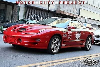 Photo 1999 Pontiac Trans AM WS6 6-speed with T-Tops