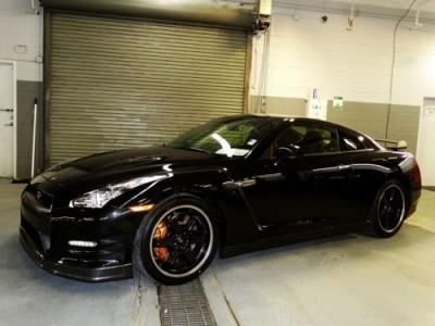 Photo 2013 Nissan GT-R Coupe 2DR CPE BLACK EDITION